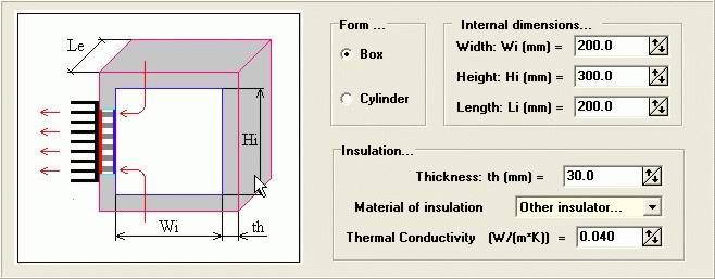 термоэлектрической системы